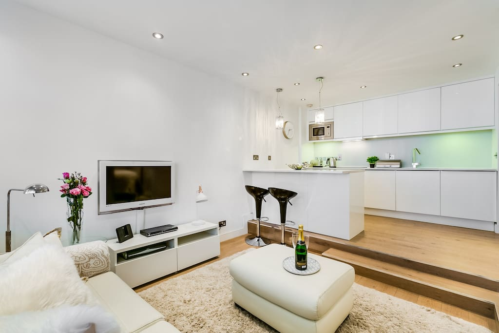 Spacious and welcoming - your luxurious home from home