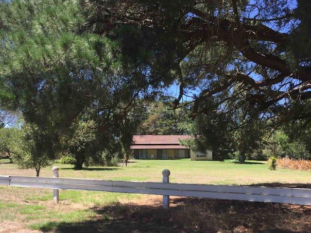 Cadden's Flat Farm house 10km to Rocklands
