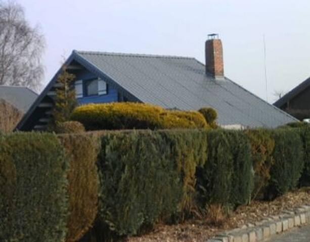 Ferienhaus Woody unweit der Nordsee