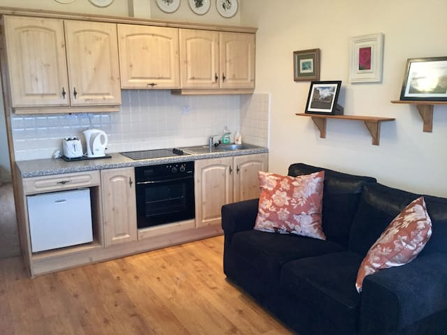 Self catering apartment on Wild Atlantic Way.