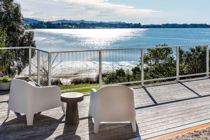 Waterfront Paradise -Swim, Kayak, Relax by the Sea