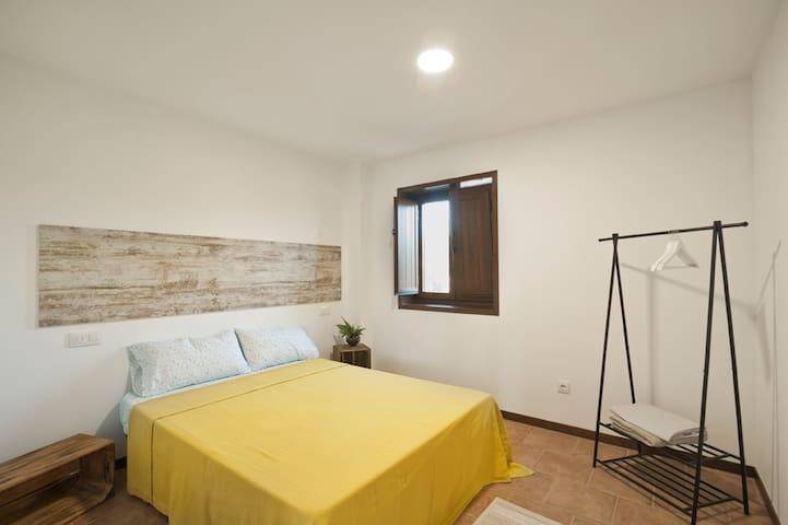 Dormitorio 2 privado apartamento.