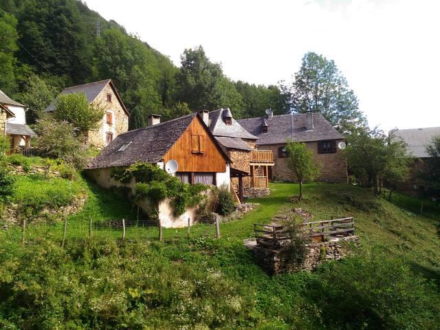 Gîte de montagne au coeur des Pyrénées Ariégeoises