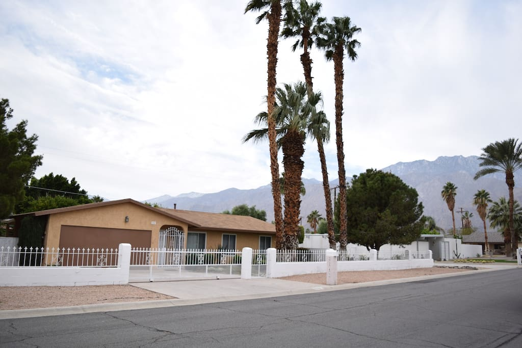 Downtown Palm Springs Boutique Hotels