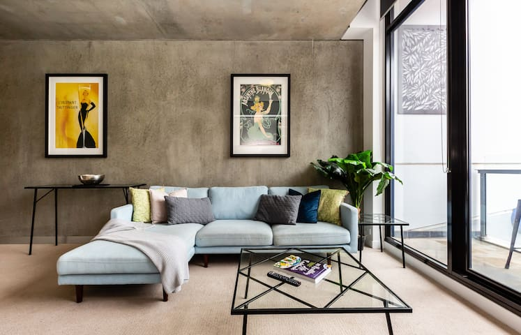 ★CHIC South Yarra 1BDR★ Close to Chapel St