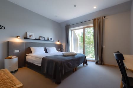 Double room with balkony 2 fl.