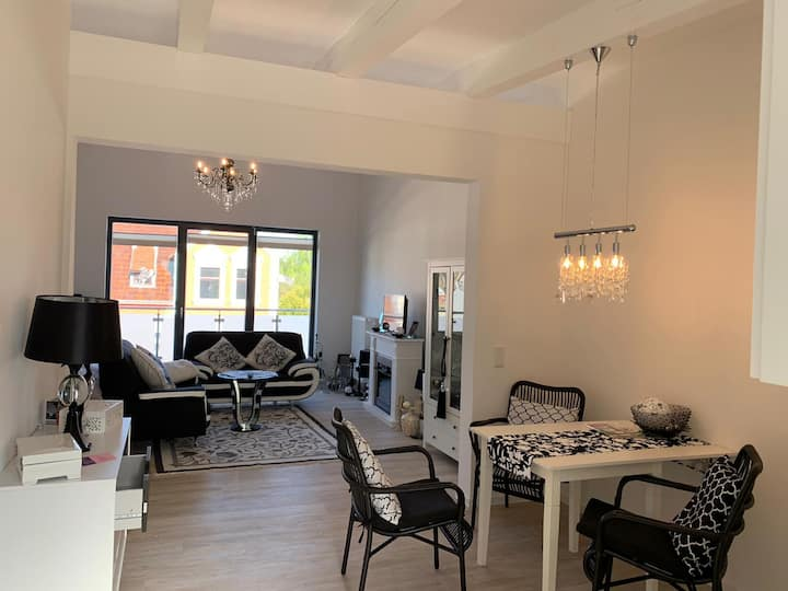 Luxuriöses Ferienappartement in Himmelpfort App.4