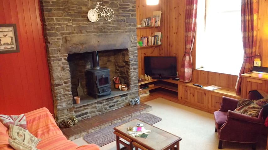 Fairy Bank Holiday Cottage - Hayfield - House