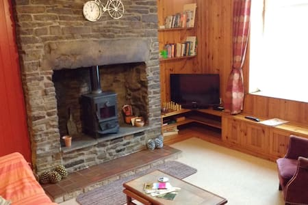 Fairy Bank Holiday Cottage - Hayfield - Casa