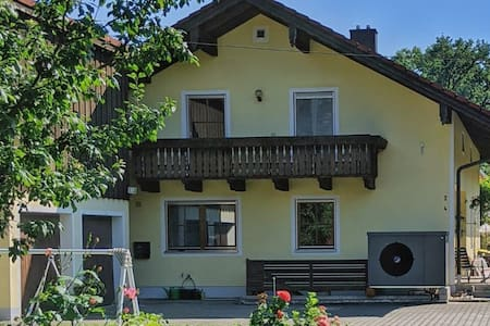Cosy Bavarian house just outside of Salzburg