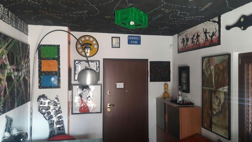 B&B  Agata e Manlio - Nuoro - บ้าน