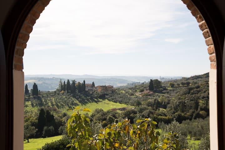 Il Fienile,farmhouse near Florence! - Romola - Apartment