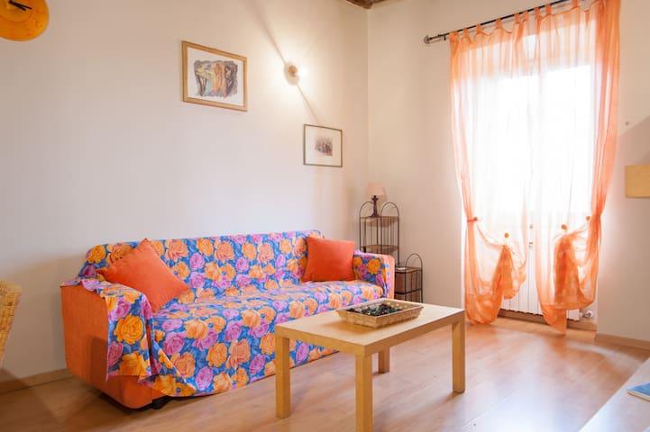Grazioso appartamento  al centro - Viterbo - Casa