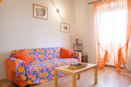 Grazioso appartamento  al centro - Viterbo - Ház