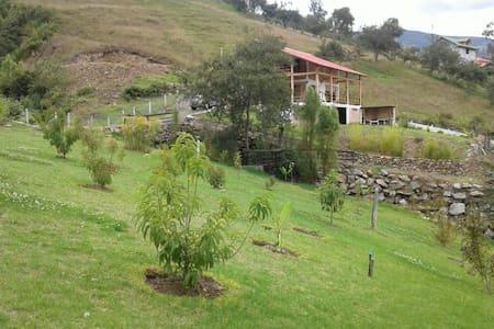 Un Lugar Magico en Gualaceo-  Azuay
