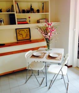 La Blu- Monolocale panoramico con giardino 2 pax - Monte Argentario - Appartement
