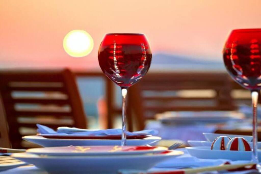 Grand Resort Dinner