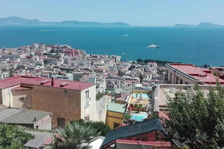 Room with a view -napoli
