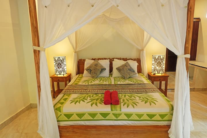 Special offer 1BR villa with pool& river view