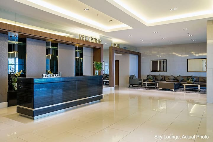 1 bedroom Condo for Transient Rental - Manila - Condominium
