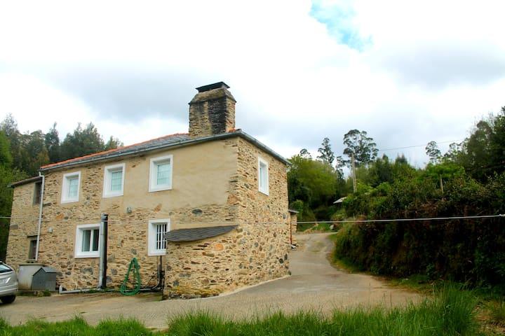 Casa Rural en Ortigueira