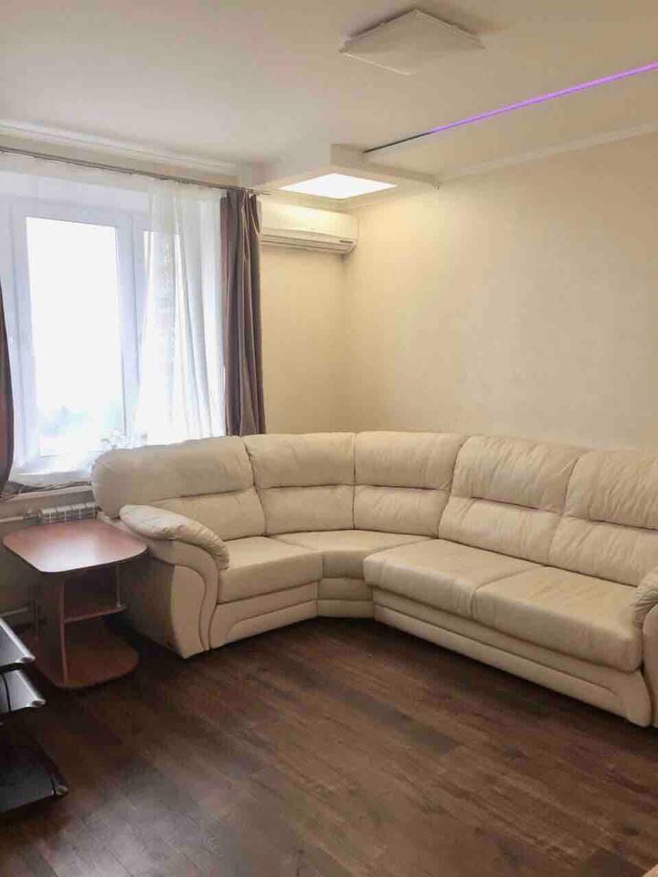 Аренда двухкомнатной квартиры в ОДИНЦОВО посуточно