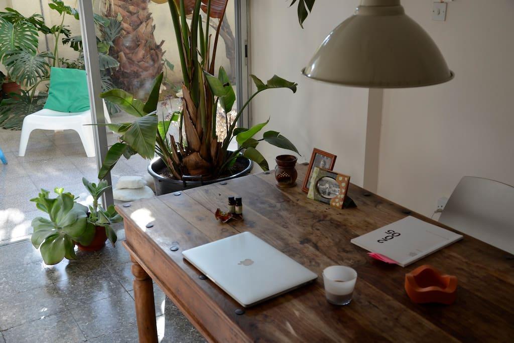 Dining Room / Wintergarden