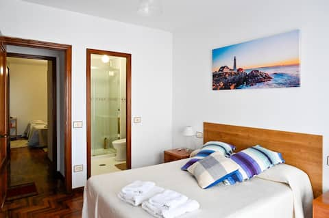 PRIVATE ROOMS IN MONICA´S APARTMENT
