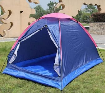 RENT 1 TENT WITH 2 SLEEPING BAGS - Paphos