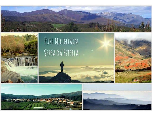 Pure Mountain - Serra da Estrela - Erada