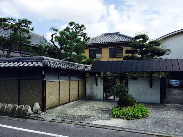 築150年の多治見の家/150 years old Traditional Tajimi House - Tajimi-shi - Rumah