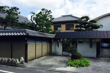 築150年の多治見の家/150 years old Traditional Tajimi House - Tajimi-shi