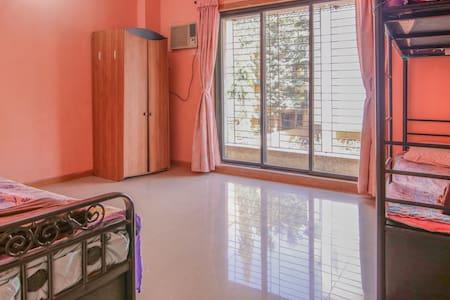 Bright HOPE Guest Room - Navi Mumbai - Bed & Breakfast