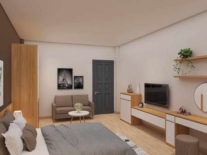 A new studio 302- Lien Phuong- Dist 9
