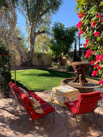 Guest house in historic Encanto Palmcroft