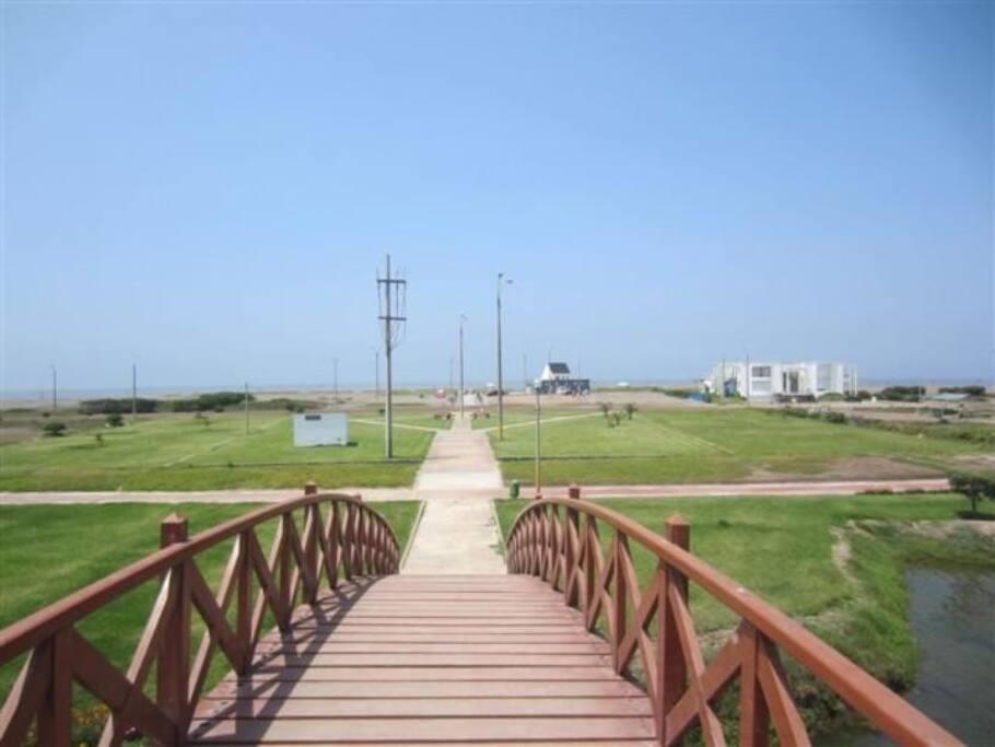 caminatas románticas o familiares, viendo la naturaleza y el aire puro