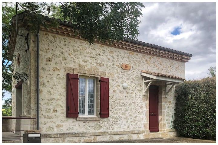 Lectoure : Jolie maison en Gascogne