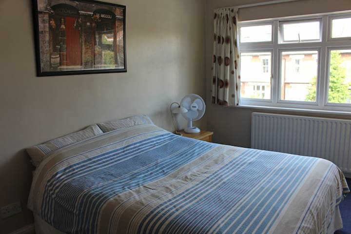 Large Dble Room TV+wifi nr NPL & College