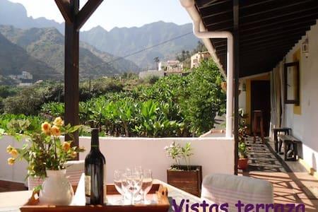 Casa rural Maribel - Hermigua - Talo