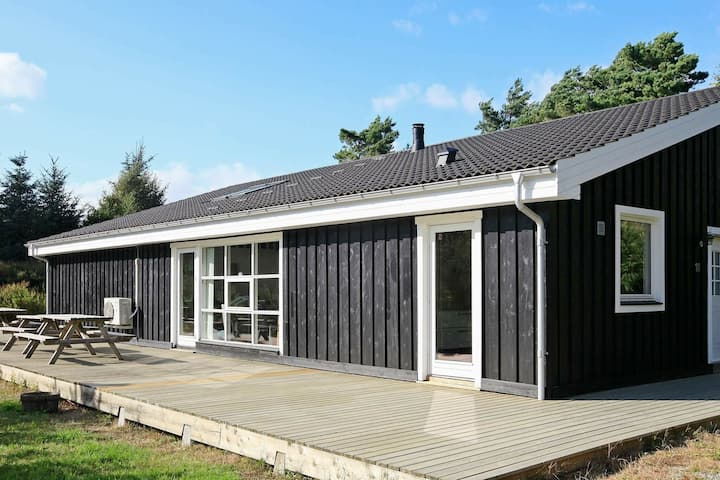 Luxurious Holiday Home in Hals with Sauna