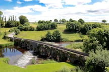 Tours of the beautiful county Cork countryside.