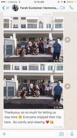 Spacious 3-Storey Bandar Baru Bangi - Bandar Baru Bangi - Casa