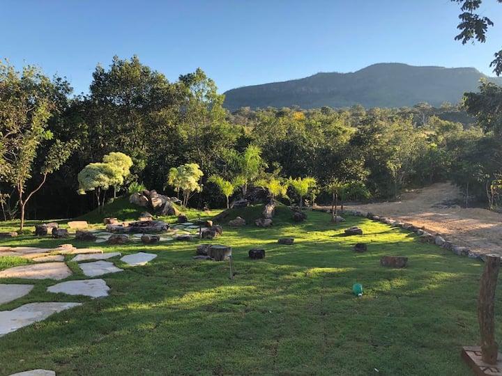 Vale do Gigante Pirenópolis