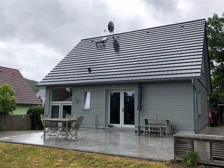 Gemütliches, modernes Haus in Thüringen