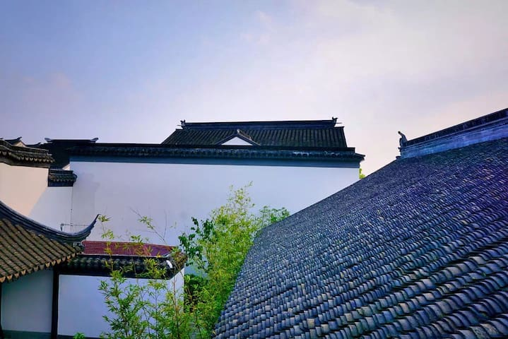 Suzhou GardenView, 45 sqm Suit, SLH, ancient town