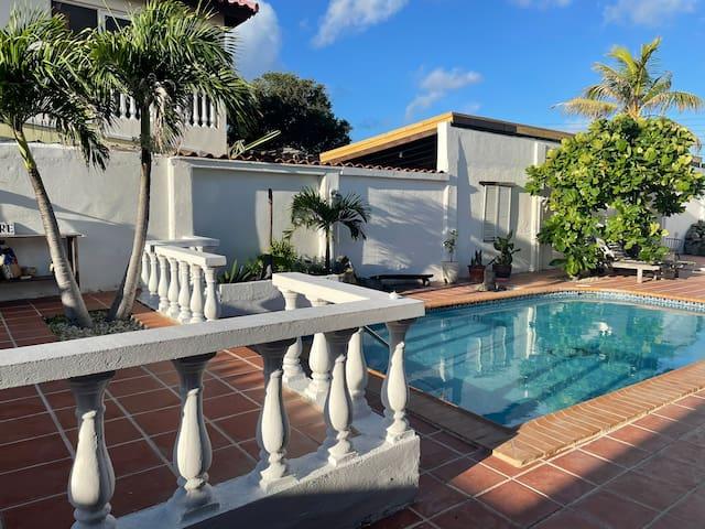 The Core of Aruba - Mangel Halto park - studio 1