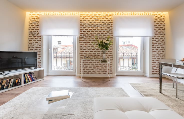 Apartamento Museo del Prado espectacular - Madrid - Appartement