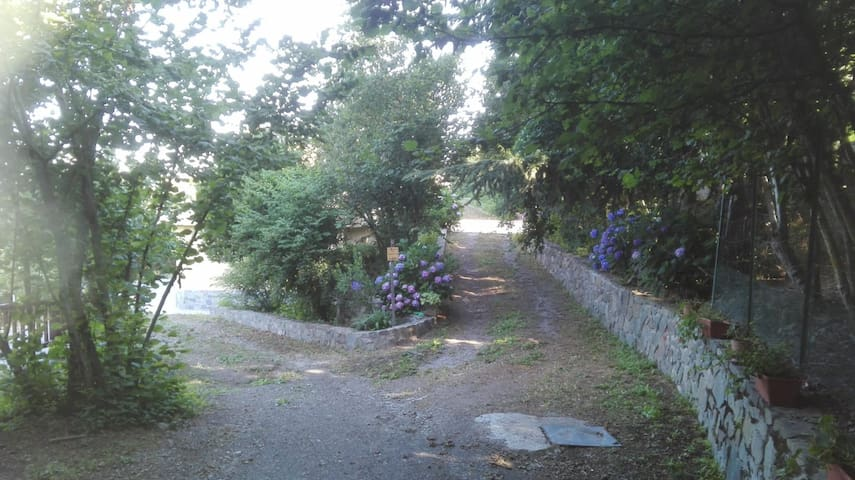 La Quercia Agriturismo you will be one with nature