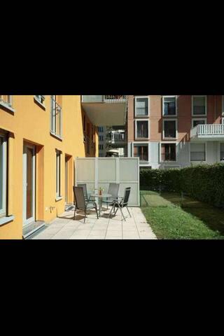 Tolles Haus mitten in München