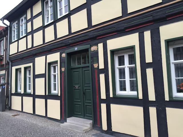 Altstadt Ferienwoh.   Anno 1617 - Tangermünde - Condo